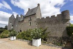 Chateau de Fontenay Stock Image