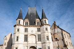 Chateau de Gaillon Stock Photos