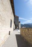 Chateau de Gruyères, Switzerland Stock Photos