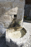 Chateau de GruyA reses,瑞士 免版税库存图片