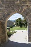 Chateau de GruyA reses,瑞士 免版税图库摄影