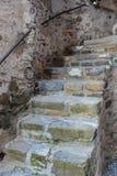 Chateau de Gruyeres Photographie stock libre de droits
