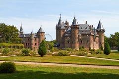 Chateau de Haar στοκ εικόνα