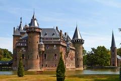 Chateau de Haar immagini stock libere da diritti