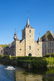 Chateau de Jehay Castle stockfotos