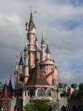 Chateau DE La Belle sluimerende bois van Au (Frankrijk) Royalty-vrije Stock Foto