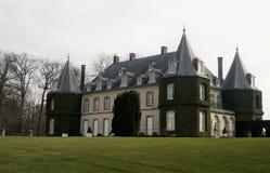 Chateau de La Hulpe royalty free stock photos
