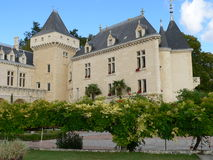 Chateau de La Riviere, Fronsac ( France ) Royalty Free Stock Image