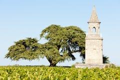Chateau de la Tour Stock Photo