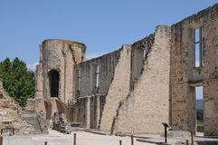 Chateau de la tour d' Aigues Royalty Free Stock Images