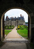 Chateau de Langeais Stock Photography