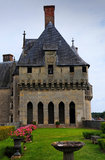 Chateau de Langeais Royalty Free Stock Photo