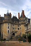 Chateau de Langeais Royalty Free Stock Photography
