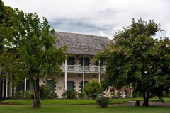 chateau de le星期一plaisir 免版税库存照片