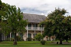 chateau de le måndag plaisir Royaltyfri Foto