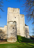 Chateau DE Loches, Frankrijk stock foto