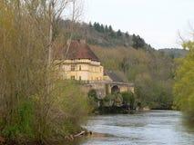 Chateau de Losse, Thonac ( France ) Stock Images