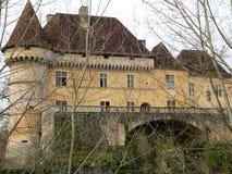 Chateau de Losse, Thonac ( France ) Stock Photography