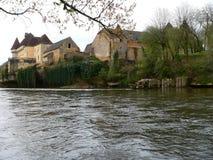 Chateau de Losse, Thonac ( France ) Stock Image
