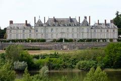 Chateau DE Menars Royalty-vrije Stock Foto's