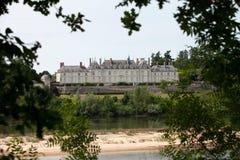 Chateau DE Menars Royalty-vrije Stock Afbeelding