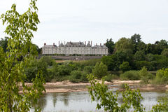 Chateau DE Menars Stock Foto's