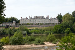 Chateau de Menars Royalty Free Stock Photography