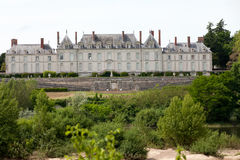 Chateau de Menars Royalty Free Stock Images