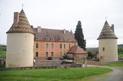 Chateau De Menessaire Photographie stock libre de droits