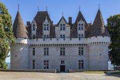 Chateau de Monbazillac - Bergerac - Dordogne - France stock photo