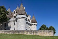 Chateau de Monbazillac - Bergerac - France royalty free stock image