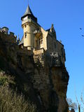 Chateau de Monfort, Vitrac ( France ) Stock Image