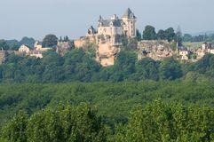 Chateau de Montfort, France Royalty Free Stock Photo
