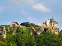 Chateau de Montfort Royalty Free Stock Photos