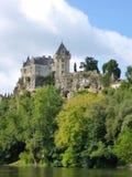 The Chateau de Montfort Royalty Free Stock Photo