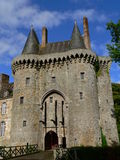 Chateau de Montmuran, Les Iffs (Frankreich) Lizenzfreie Stockfotos