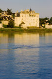 Chateau de Montsoreau Stock Photo