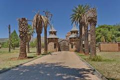 Chateau de Nates - όμορφη θέση για την ανάπαυση στοκ εικόνα με δικαίωμα ελεύθερης χρήσης
