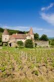 Chateau de Nobles Stock Photo