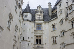 Chateau de Pau, France stock photo