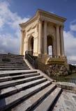 Chateau de Peyrou, Montpellier Stock Photos