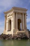 Chateau de Peyrou, Montpellier, France image libre de droits