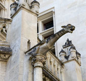 Chateau de Pierrefonds, Pierrefonds, Oise, France Royalty Free Stock Photography