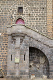 Chateau de Pontgibaud Photos stock