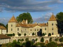 Chateau de Prangins 02, die Schweiz Lizenzfreie Stockfotos