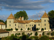 Chateau de Prangins 02, Switzerland Royalty Free Stock Photos