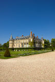 Chateau de Rambouillet Stock Photography