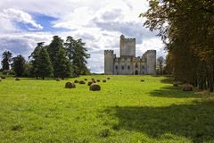 Chateau de Roquetaillade Royalty Free Stock Image