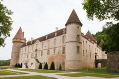 Chateau de Rully, Burgundy Royalty Free Stock Photos
