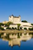Chateau de Saumur Stock Images
